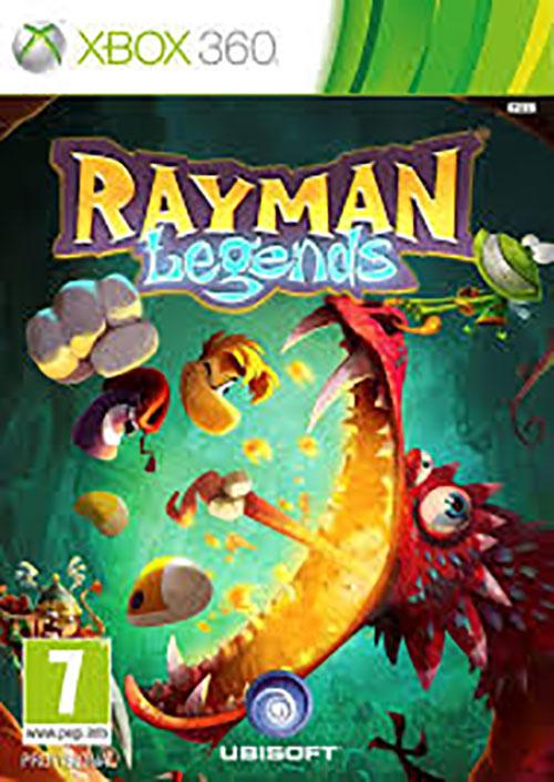 Rayman Legends - Xbox 360 Játékok