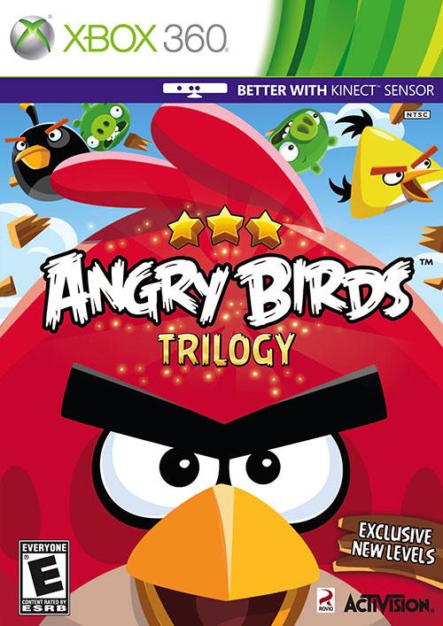 Angry Birds Trilogy - Xbox 360 Játékok