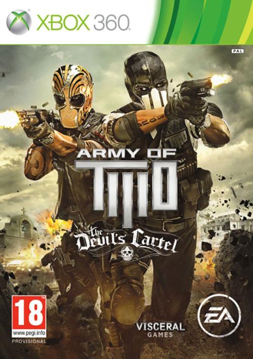 Army of Two The Devils Cartel - Xbox 360 Játékok