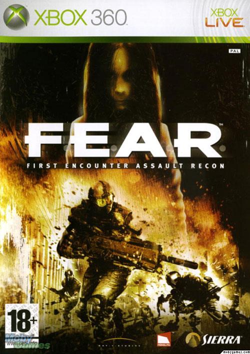 Fear First Encounter Assault Recon