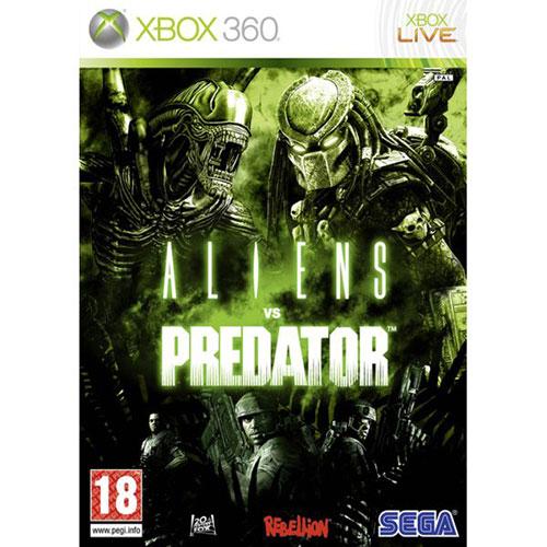 Aliens vs Predator - Xbox 360 Játékok
