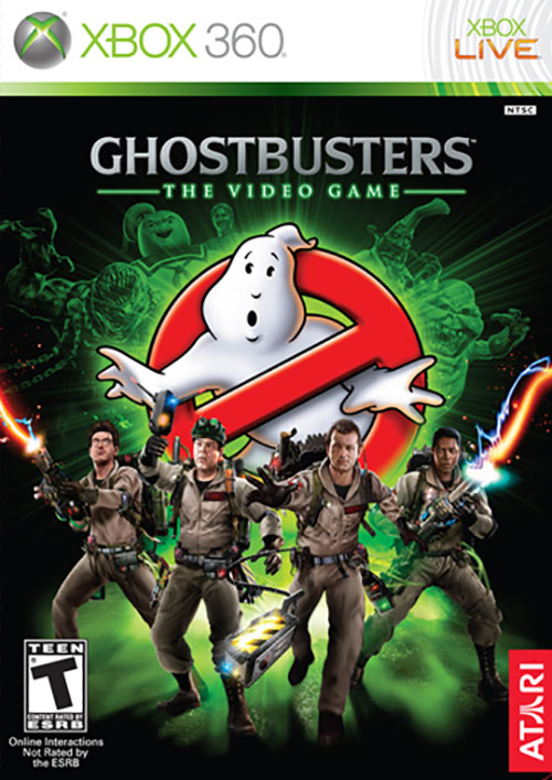 Ghostbusters The Videogame