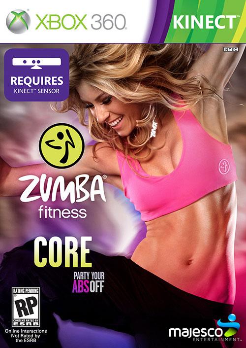 Kinect Zumba Fitness Core