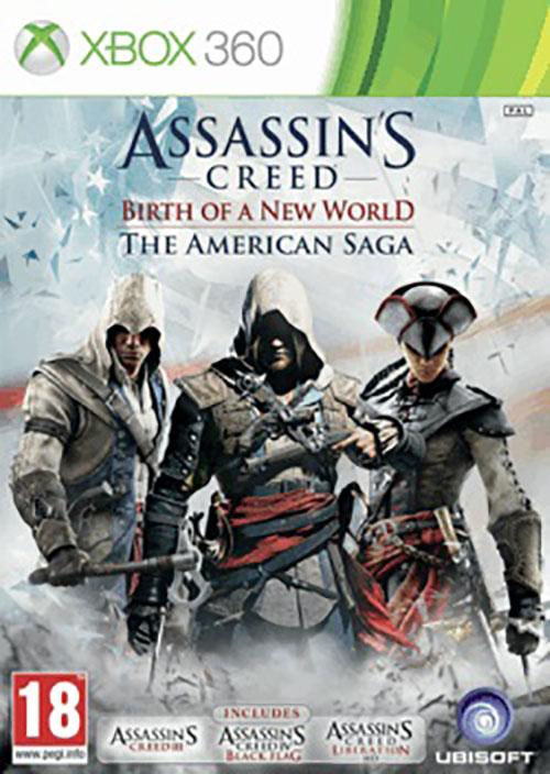Assassins Creed The American Saga