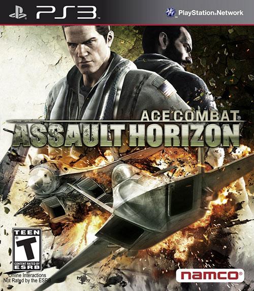 Ace Combat  Assault Horizon - PlayStation 3 Játékok