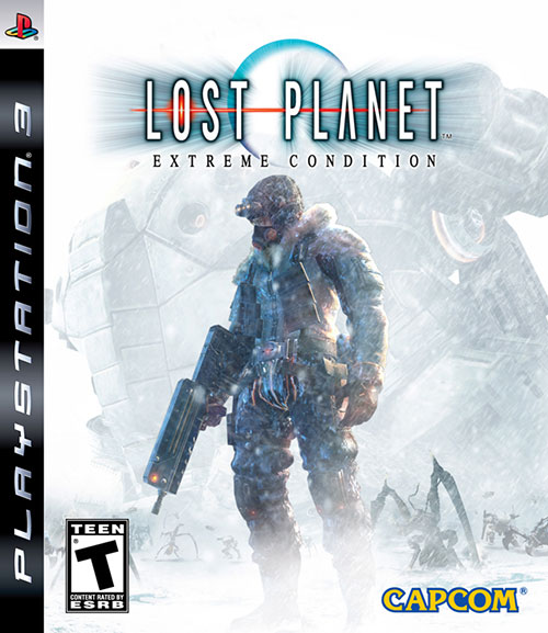 Lost Planet Extreme Condition - PlayStation 3 Játékok