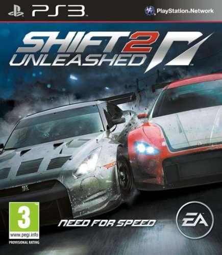 Need for Speed Shift 2 - Unleashed  - PlayStation 3 Játékok