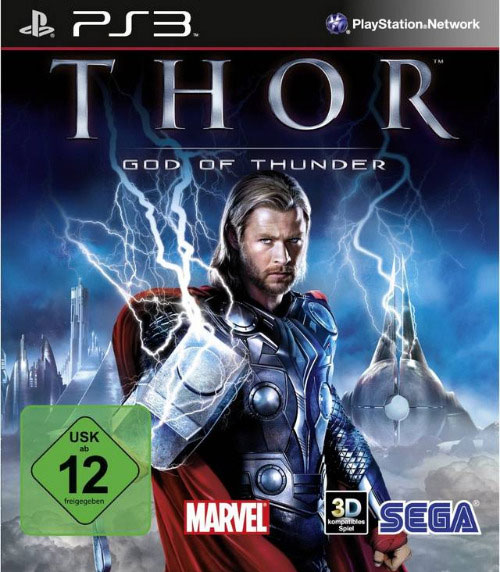 Thor God of Thunder - PlayStation 3 Játékok