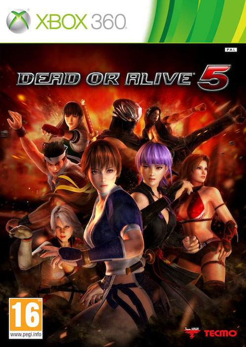 Dead Or Alive 5 - Xbox 360 Játékok