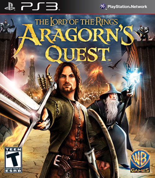 The Lord Of The Rings Aragorns Quest
