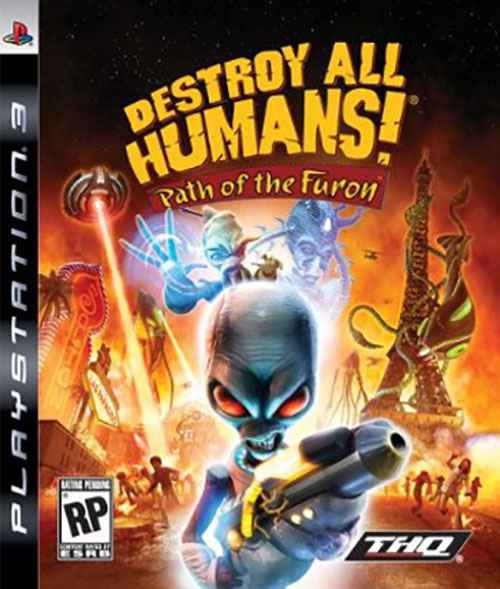 Destroy All Humans Path of the Furon