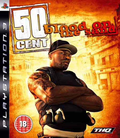 50 Cent Blood On The Sand