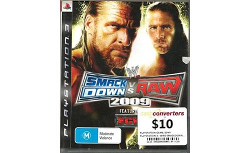 Smackdown RAW 2009