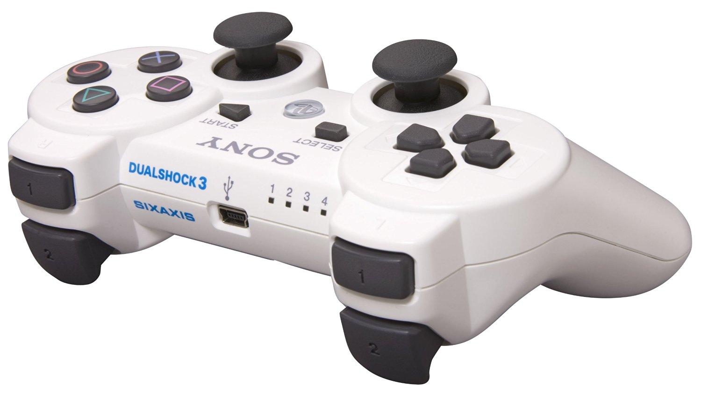 PS3 Dualshock 3 Wireless Controller Fehér