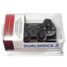PS3 Dualshock 3 Wireless Controller (Fekete szín)