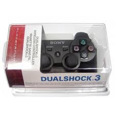PS3 Dualshock 3 Wireless Controller (Fekete szín)