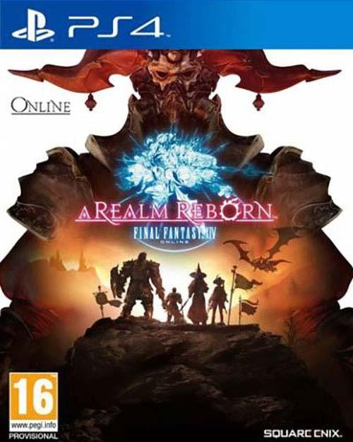 Final Fantasy XIV: A Realm Reborn - PlayStation 4 Játékok