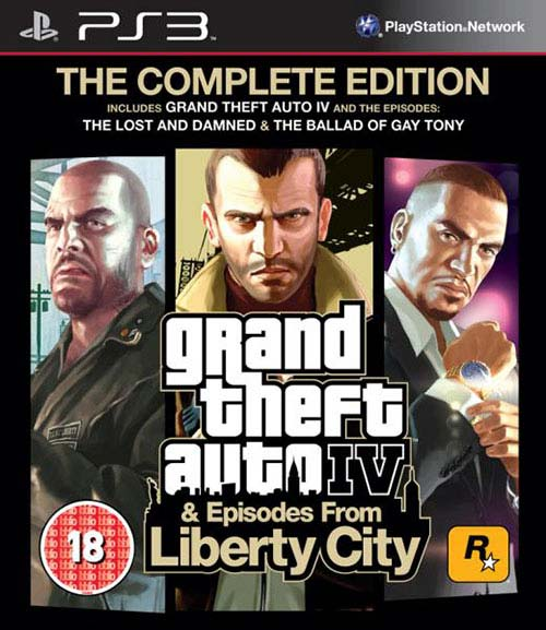 Grand Theft Auto 4 - Episodes from Liberty City (The Complete Edition)