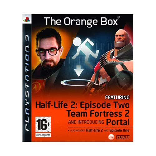 The Orange Box (Half Life 2, Portal, Team Fortress 2)