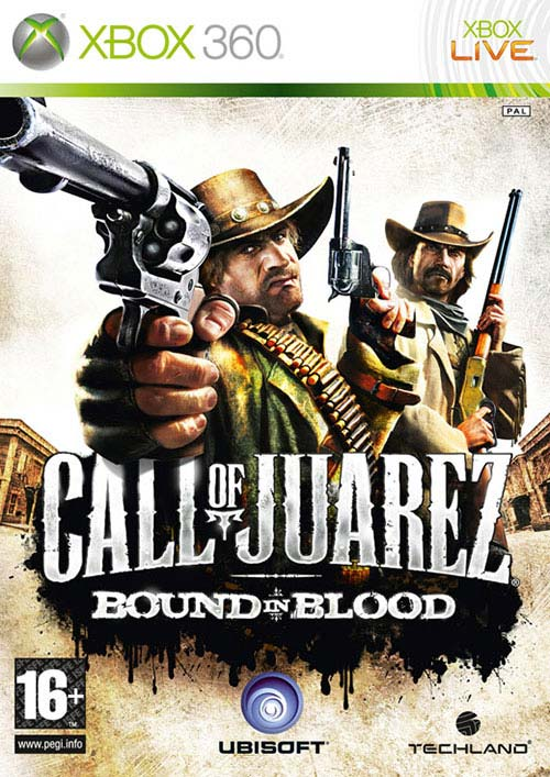 Call of Juarez / Bound in Blood