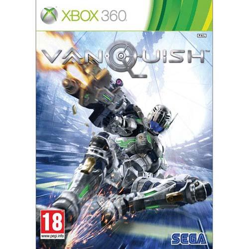 Vanquish - Xbox 360 Játékok