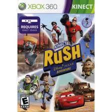Kinect Rush - A Disney Pixar Adventure