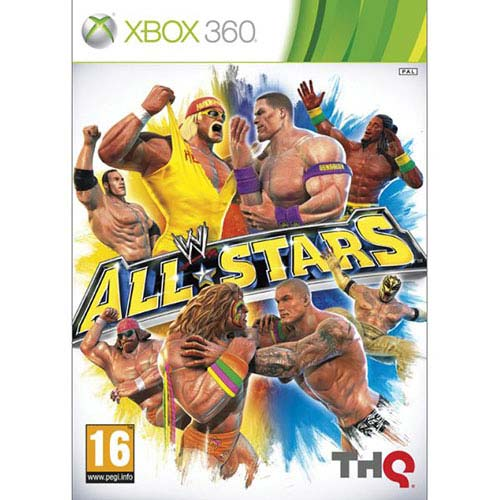 WWE All Stars - Xbox 360 Játékok