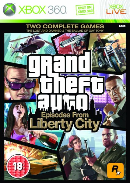 Grand Theft Auto Episodes from Liberty City (GTA  liberty)