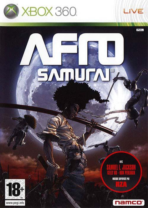 Afro Samurai - Xbox 360 Játékok