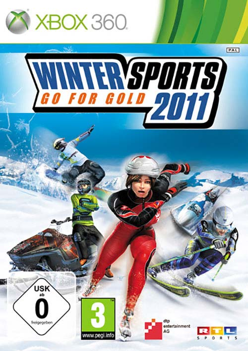 Winter Sports 2011: Go for Gold