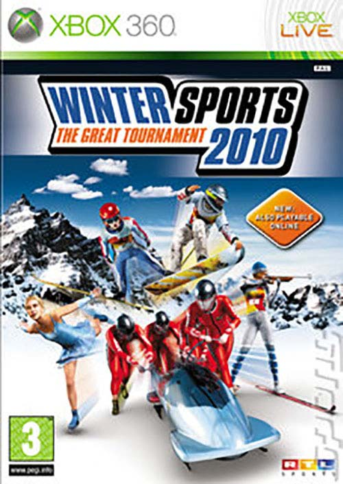 Winter Sports The Great Tournament 2010