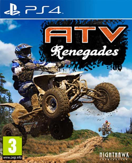 ATV Renegades - PlayStation 4 Játékok