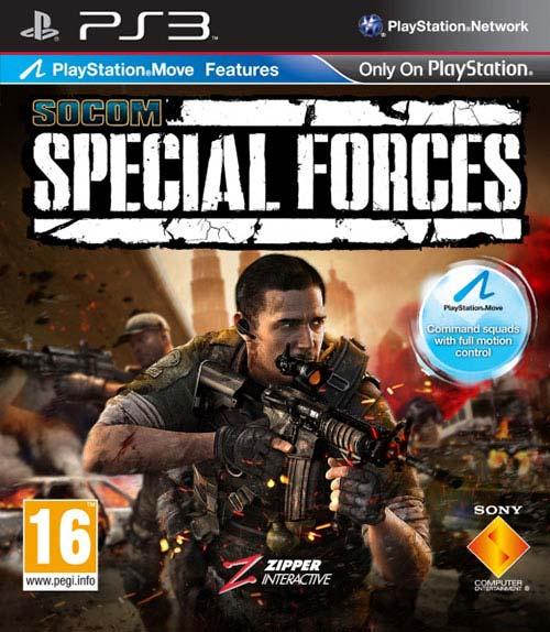 SOCOM Special Forces - PlayStation 3 Játékok